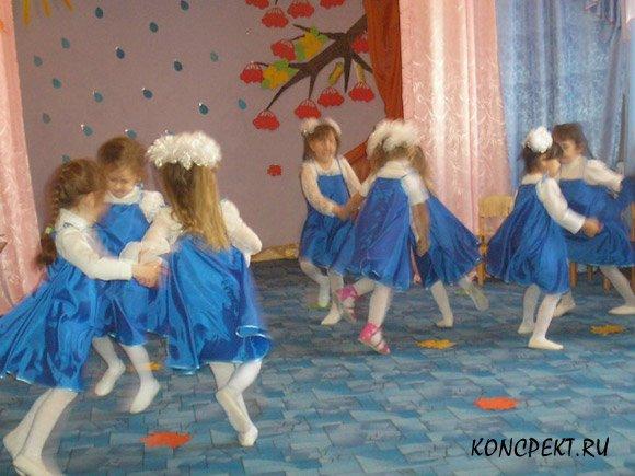 «Танец капелек»