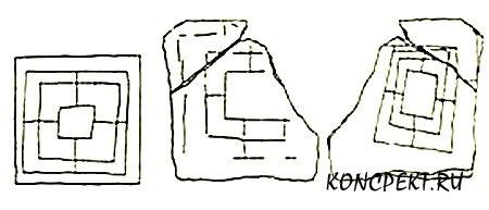 """Система вписанных квадратов """"Вавилон"""""""