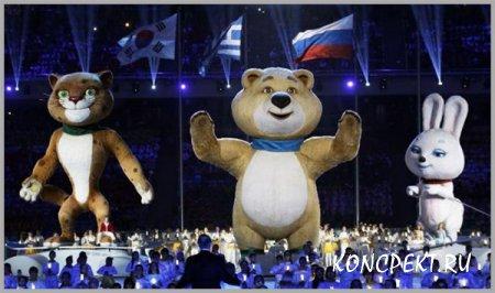 Символы Олимпийских игр 2014 г. в Сочи