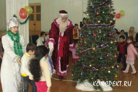 Сценарий новогоднего праздника в школе