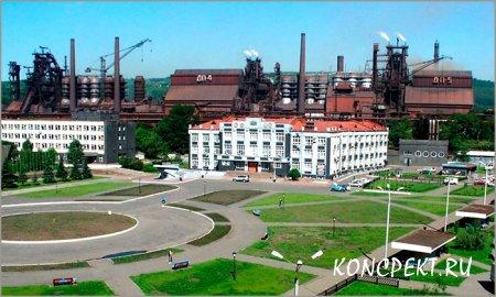Площадь Побед в Новокузнецке