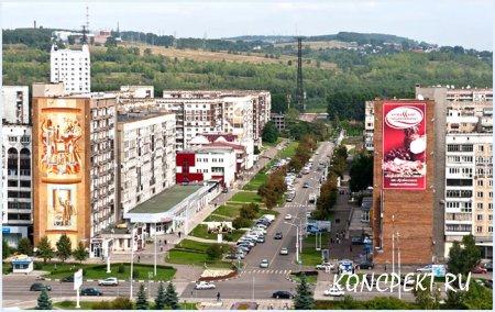 Улица С. М. Франкфурта в Новокузнецке