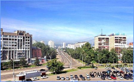 Новая застройка на Кузнецкстроевском проспекте
