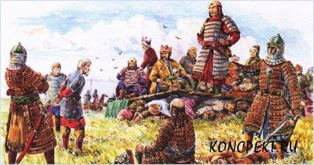 Нашествие монголо-татар