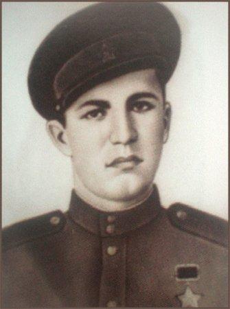 Герой Советского Союза Владимир Юдин (17.10.1925 г. - 19.12.1943 г.)
