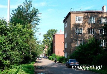 ул. Энтузиастов - старейшая улица Новокузнецка