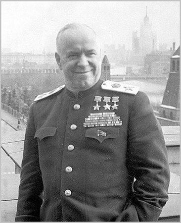 Жуков Георгий Константинович (01.12.1896 - 18.06.1974 г.г.)