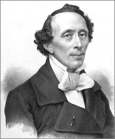 Ханс Кристиан Андерсен (02.04.1805 - 04.08.1875 г.г.)