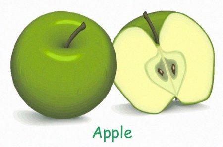 "Карточка ""Apple"""