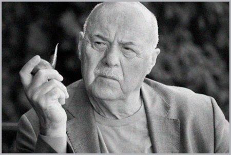 """Станислав Говорухин - режиссер фильма """"Десять негритят"""""""