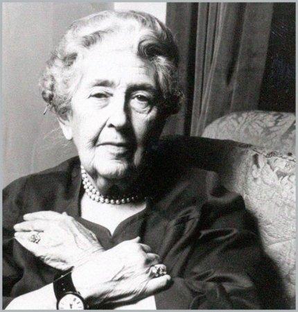 Агата Кристи (15.09.1890 - 12.01.1976 г.г.) - английская писательница и драматург