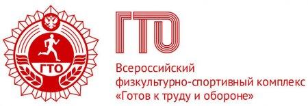 Эмблема всероссийского физкультурно-спортивный комплекса «Готов к труду и обороне» (ГТО)