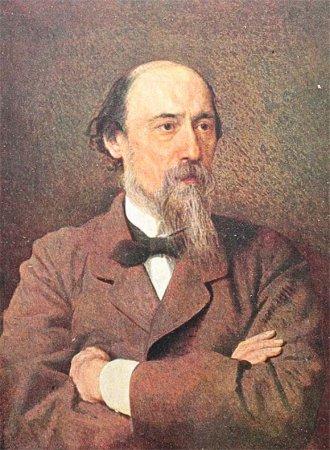 Н.А. Некрасов, русский поэт (10.12.1821-08.01.1878 гг)