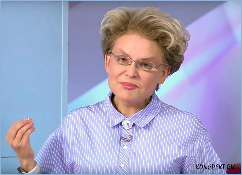 Доктор Елена Малышева Диета. Диета Елены Малышевой для похудения в домашних условиях: Меню на неделю
