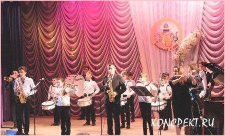 Концерт ко дню рождения ДШИ