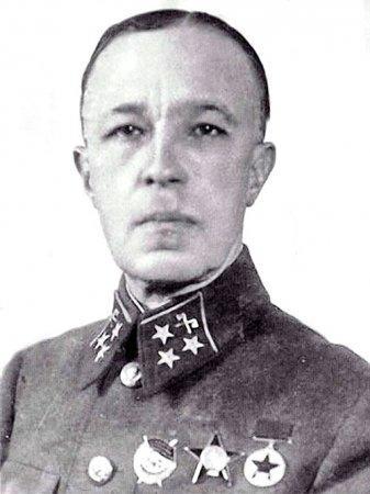 Генерал Д. М. Карбышев (14.10.1880-18.02.1945 гг)