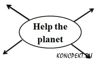 Help the planet