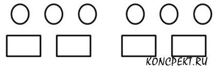 Круги и прямоугольники