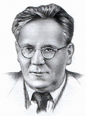 С.Я. Маршак (03.11.1887 - 04.07.1964 г.) - русский советский поэт