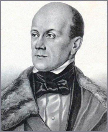 Чаадаев П.Я. (07.06.1794 - 14.04.1856) русский философ