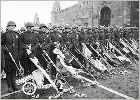 Парада Победы 24 июня 1945 года