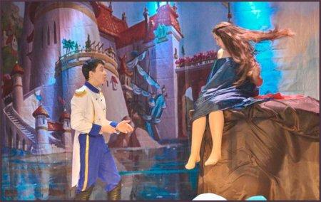 Сцена из мюзикла Русалочка