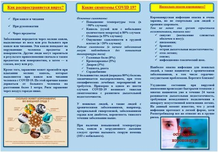Памятка коронавирус стр. 2