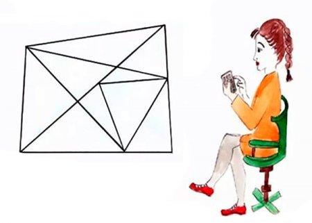 Посчитай треугольники