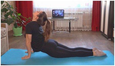 Выполнение дистанционного задания по физкультуре