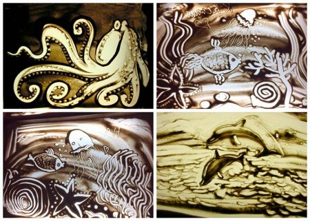 """Фотовыставка """"Обитатели подводного мира"""""""