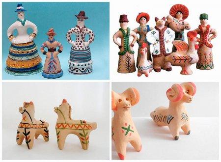 Старооскольские игрушки