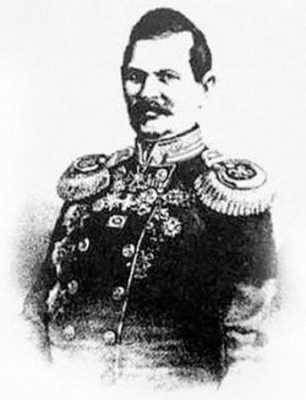 Лейб-медик императорского двора Иван Васильевич Енохин