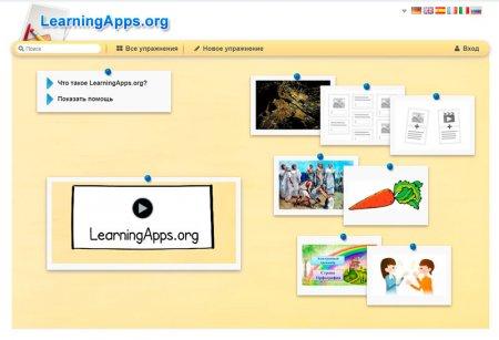 Онлайн-сервис LearningApps