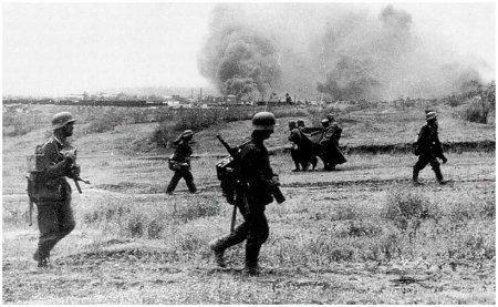 Вторжение немецко-фашистских войск в СССР