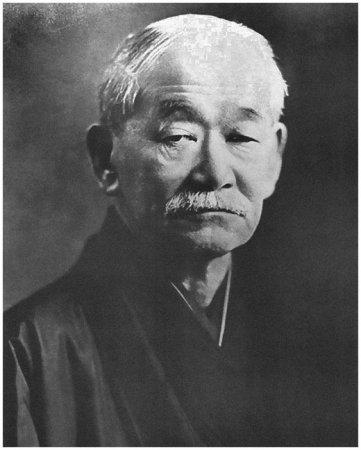 Дзигоро Кано (1860-1938) создатель дзюдо