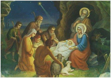 """Репродукция """"Рождество Христово"""""""