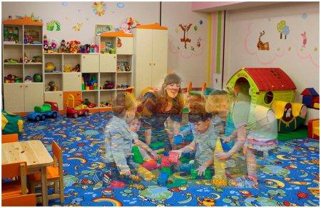 Детский сад на удаленке