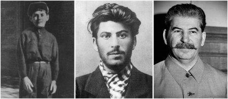 И.В. Сталин: ребенок, юноша, вождь