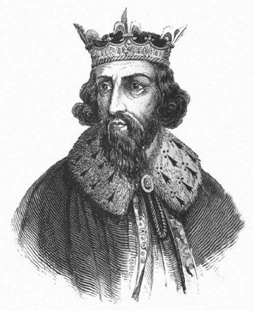 Альфред Великий (849-899 гг.) первый король Англии