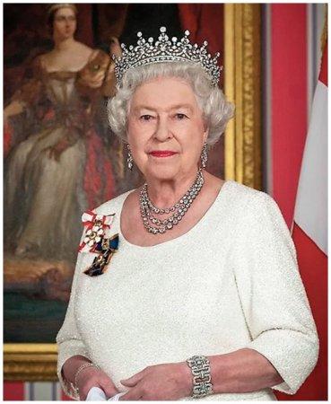 Елизавета II (1926 г.) - королева Англии