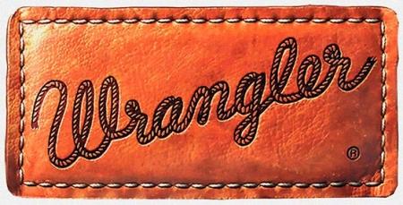 """Логотип джинсовой компании """"Wrangler"""""""