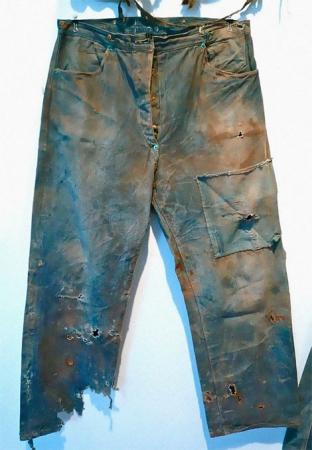 Так выглядели первые джинсы