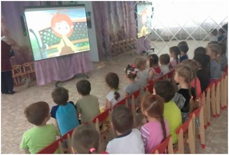 Использование ИКТ в детском саду