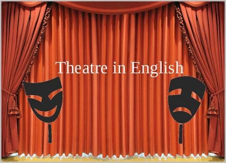 Школьный театр на английском языке