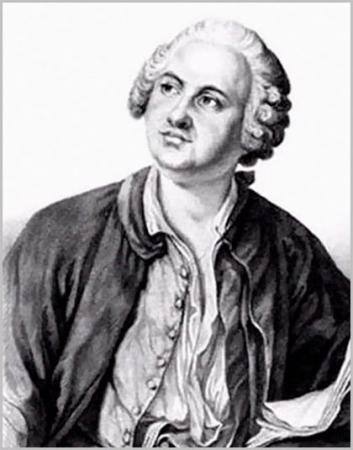 Михаил Ломоносов (1711-1765) русский ученый
