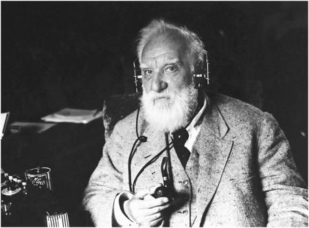 Александр Белл (1847-1922) ученый, изобретатель