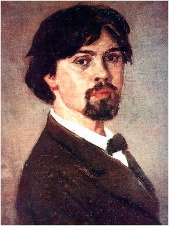 Василий Иванович Суриков (1848-1916) русский художник