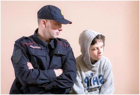 Профилактика правонарушений среди несовершеннолетних