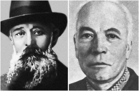 Тихомиров Н.И. (слева) и Артемьев В.А.