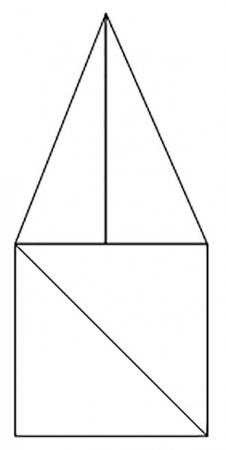 Сосчитай геометрические фигуры